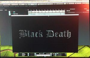 black death promo pic